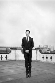 Tom Hiddleston by Sarah Dunn, 2011
