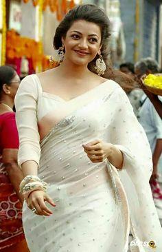 Kajal Agarwal Photos including Actress Kajal Agarwal Latest Stills Indian Actress Hot Pics, Indian Bollywood Actress, Most Beautiful Indian Actress, South Indian Actress, Actress Photos, Indian Actresses, Men's Fashion, Fashion Week, Kajal Agarwal Saree