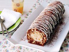 Mamina jela: Nepečeni rolat sa dve vrste čokolade