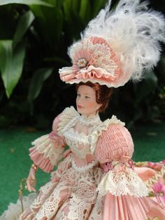 House of Broel Doll House Miniature Lady in The Shoe by Artist Bonnie Broel and JoAnne Roberts | eBay