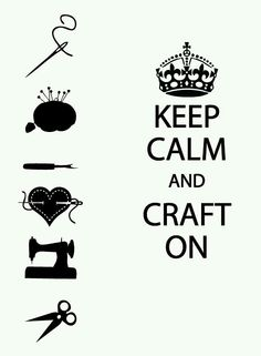 Crafty Jessica: Freebie Friday - Keep Calm and Craft On by staci Frases Keep Calm, Keep Calm Quotes, Keep Calm Crown, Portrait Silhouette, Coin Couture, Silhouette Cameo Projects, Printables, Crafty, Silhouettes