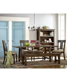 Ember Dining Room Furniture Collection Only At Macys