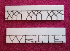 """Japanese stab binding #7: triple x's and """"write"""" by beccamakingfaces"""