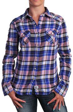 Camisa Blauer perfecta para Jeans..
