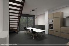 Best interieurarchitectuur van een rijwoning images on