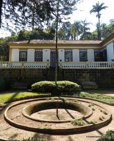 Fazenda Morro Azul, em Limeira, SP: uma deliciosa visita ao passado Colonial, Brazil, Farmhouse, Project 3, Terra, House Styles, Decoration, Farm House, Old Houses