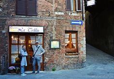travel toskana  siena restaurant tip - trattoria la tellina   luzia pimpinella
