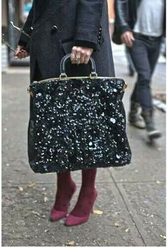 Oh baby. This is the mother load!  Look at this sequin delicacy.