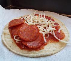 Make This Pizza Taquito Recipe in Memory of Glenn Rhee