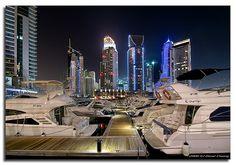 Marina Walk, Dubai Marina