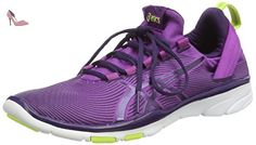 Asics Gel fit Sana 2 Chaussures de Running Entrainement Femme