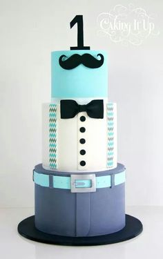 Always looking for new ideas for men's cakes