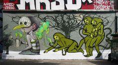 La street art di Seth in giro per il mondo | Arte