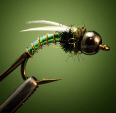 Fly Tying and Fly Fishing : Nymphs