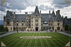 The Biltmore Estate-This place is gorgeous and it takes a few hours to tour the house, the gardens and the winery.