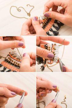 Wearable weavings FTW!