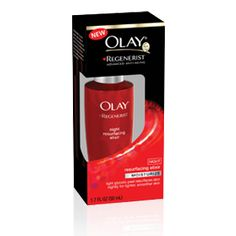 Olay Regenerist Night Resurfacing Elixir. In my opinion this is the drugstore equivalent to Estee Lauder's Advanced Night Repair Serum.