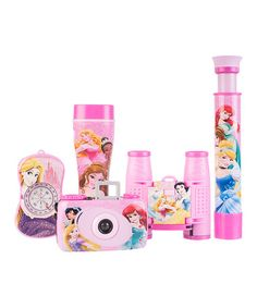 Take a look at this Princess Adventure Set on zulily today! Disney Princess Toys, Disney Toys, Disney Girls, Little Girl Toys, Cool Toys For Girls, Jojo Siwa Birthday, Princess Adventure, Accessoires Iphone, Kids Makeup