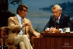 Dean Martin and Johnny Carson - The Tonight Show - undated - web source MR