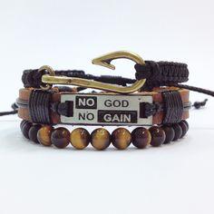 Pulseiras masculinas www.elo7.com.br/cocarbrasil www.elo7.com.br/ovniacessorios pulseira masculina mens bracelets