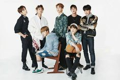 BTS 가족사진 Pt. 2- Family Photo's Part 2~ 2017 BTS FESTA Day 10! DOPE ALL THE WAY TO NOT TODAY!!! #BTS #방탄소년단