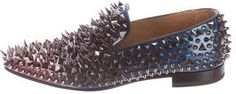 Christian Louboutin Dandy Pik Pik Universe Flat Loafers