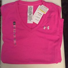 Under Armor Short Sleeve Shirt New With Tags Under Armour Tops