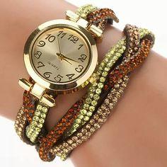 New Fashion Luxury Bracelet Quartz Women Casual Watch Women Wristwatches Dress Classic Clock Watches New Fashion Luxury Bracelet Quartz Women Casual Watch Classic Clocks, Casual Watches, Online Shopping For Women, Crystal Bracelets, Luxury Watches, Jewelry Stores, Sneakers Fashion, Bracelet Watch, Quartz