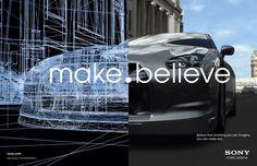 Sony: Make.Believe, GT5