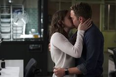 A far better quality picture of the kiss!!
