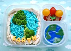 Not just for Earth Day... but for kids lunches in general! Great site!