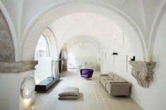 Gothic Inspirations For A Modern Restoration by MINIM, Barcelona
