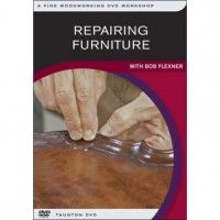 Repairing Furniture with Bob Flexner | ShopWoodworking