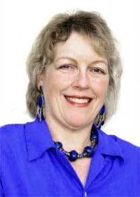 Jo Beverley, author