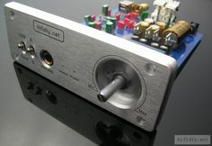 Forum Audiophonics.fr : Aide au montage Aune Mini USB DAC MK2