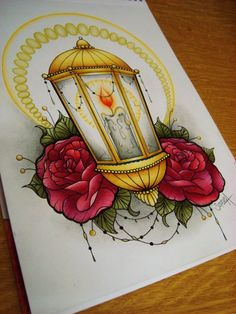 Image detail for -lantern_tattoo_design_by_rodjaasexface-d4mixyd.jpg