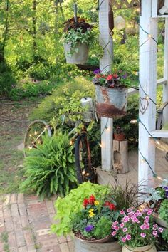 GypsyFarmGirl: Garden