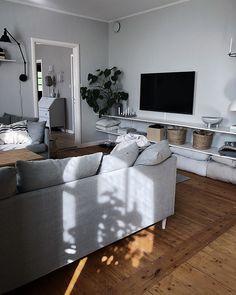 something special ♡ New Living Room, Living Room Decor, Apartment Living, Decoration, Room Inspiration, Living Room Designs, Family Room, Interior Design, Home Decor
