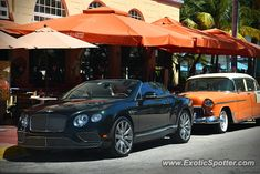 Bentley Continental spotted in Miami Beach, Florida