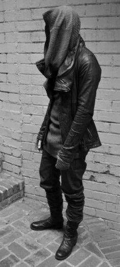 7 Accomplished Cool Tips: Urban Fashion Menswear Style Inspiration urban fashion dress spaces.Urban Fashion Art Donna Karan urban wear for men clothing.Urban Fashion Plus Size Outfit. Cyberpunk Mode, Cyberpunk Fashion, Cyberpunk Clothes, Fashion Design Inspiration, Inspiration Mode, Urban Apparel, Alternative Mode, Alternative Fashion, Dark Fashion