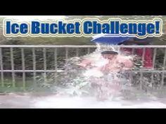 ALS ice bucket challenge nominiert von Fitnessfabrik nächsten: lefithd -...#ALSicebucketchallenge