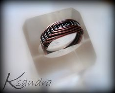 Copper wire ring | Flickr - Photo Sharing!