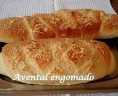 Pão caseiro do Álvaro Rodrigues