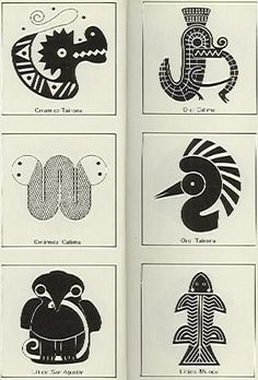 Pin by Give Me Some Soma on American Artifacts Native Symbols, Native Art, Native American Art, Arte Tribal, Tribal Art, Doodles Zentangles, Kunst Der Aborigines, Colombian Art, Africa Art