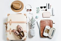 5 Tips to Packing your Travel Carry-on - The Chriselle Factor