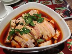 Boneless Chicken with Hot & Spicy Sauce @ Chilli & Spicy, Sydney