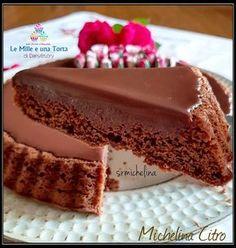 Uno stampo furbo e tanta cioccolata Lindt per un dolce di una golosità unica. Provare per credere. Semplicissima da preparare! Sweet Recipes, Cake Recipes, Dessert Recipes, Desserts, Dessert Ideas, Bolo Original, Granny's Recipe, Torte Cake, Flourless Chocolate Cakes