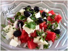 Fruit Salad, Feta, Paleo, Recipes, Fruit Salads, Recipies, Beach Wrap, Ripped Recipes, Cooking Recipes