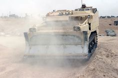 Combat Engineer Tasks. The M-9 Armored Combat Earthmover is a highly mobile, full-tracked, air transportable armored earthmover and represents a significant enh