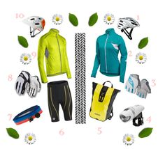 Shifting Gears: Fresh Cycling Gear to Ring in Spring #PocketRanger